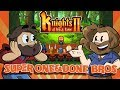 Super Sellout Bros | Let's Play Knights of Pen and Paper II | Super Beard Bros.