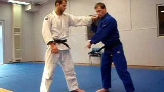 Judo basics: Sukui nage