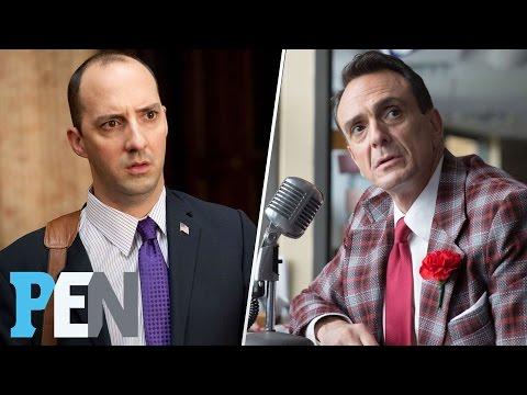Veeps' Tony Hale & Reid Scott, Hank Azaria, The Handmaid's Tale & More   EWS   Entertainment Weekly