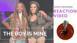 Gambar Brandy & Monica - The Boy Is Mine  Audio Engineer Reaction