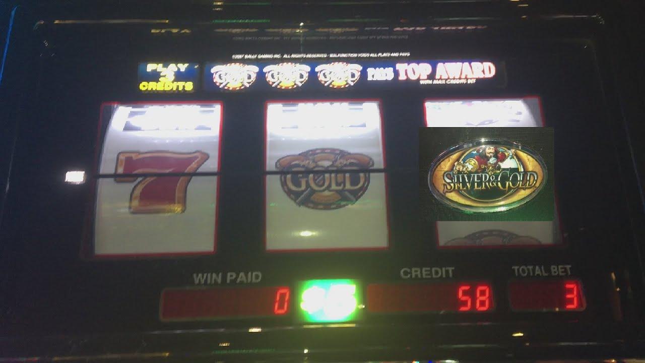 Slot Square Silber