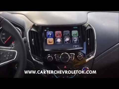 New 2017 Cruze Hatchback For Sale and Walk Around Demonstration - Oklahoma City, OK