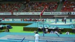 Wang Yongchao (Shandong) HB TF 2014 CHN Nationals Nanning