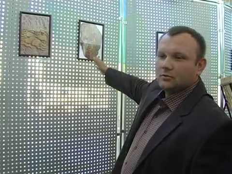 Выставка картин и изделий из камня Украина в камне