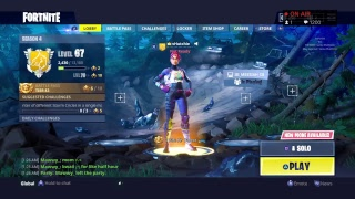 [PS4] Fortnite - Let's Get Serious | Pro African Player | 58 Like Goal | 1000+ Wins | 19000+ Kills