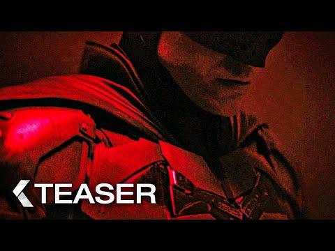 THE BATMAN First Look Teaser (2021)
