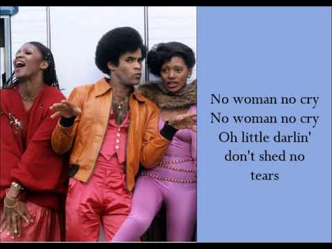 No Woman No Cry - Boney M -