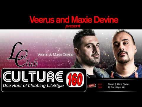 Le Club Culture Radioshow Episode 160 (Veerus & Maxie Devine)