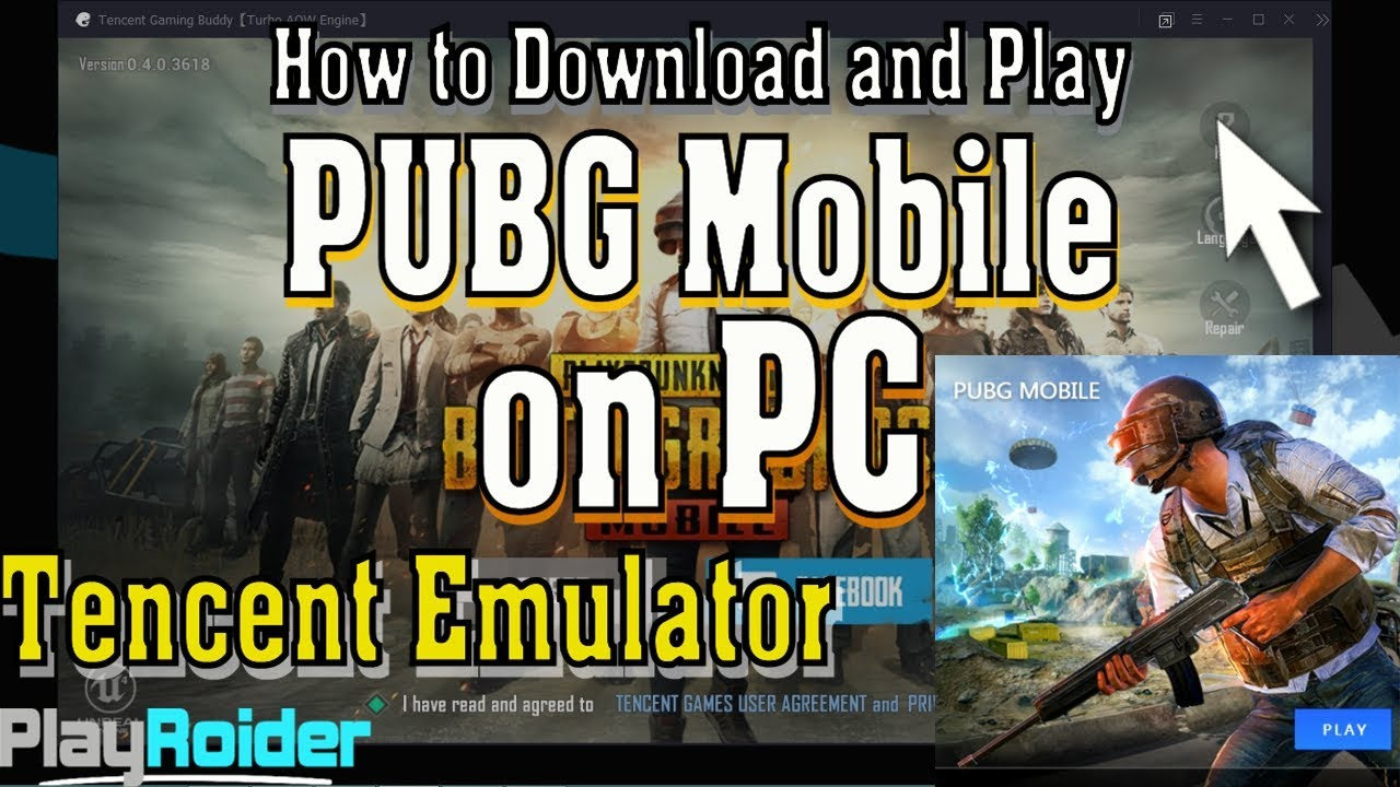 pubg mobile pc emulator official