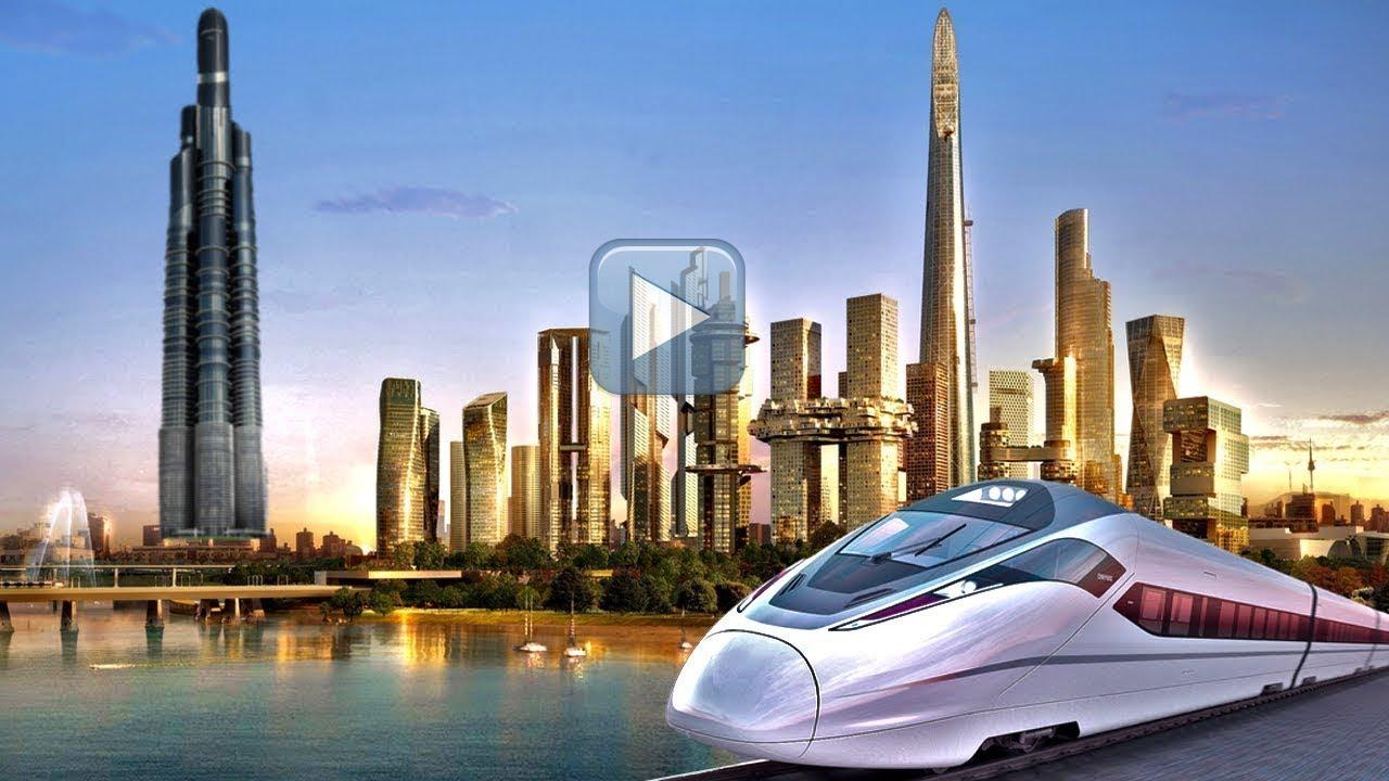 Dubai New Metro Train – 2018   قطار دبي الجديد للمترو - 2018
