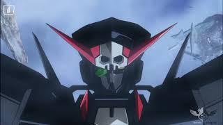 Gundam Dark hound ( AGE - Asemu )
