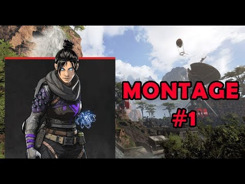 Apex Legends – Wraith Montage (Battle Royale Gameplay)