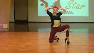 Юлия Большева - Dance Star Festival - 13. Соло, дуэты и трио. 29 октября 2017г.