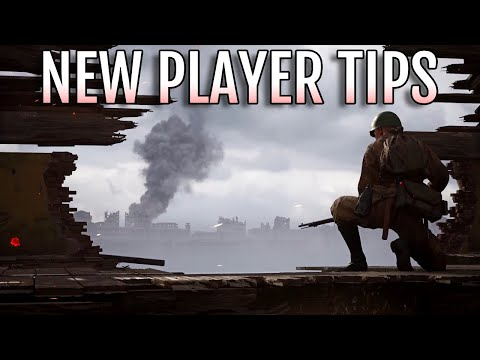 Tips for New Players - Hell Let Loose Hints and Tips  