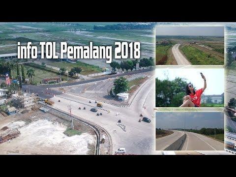 UPDATE!! info mudik Exit Tol Gandulan Pemalang 2018