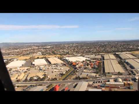Port Adelaide from above