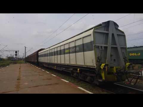 Siemens Velaro în Tranzit prin România (Roșiori Nord, August 2016) [Ultra HD]