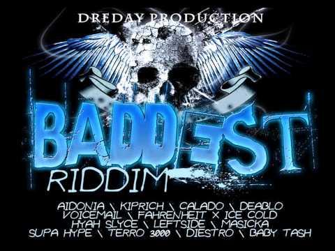 Baddest Riddim Mix [Dancehall][August 2012] @MixtapeYARDY