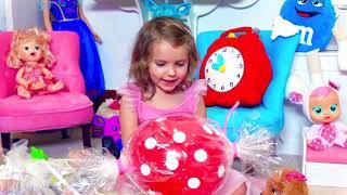 Макс и Катя и их конфеты
