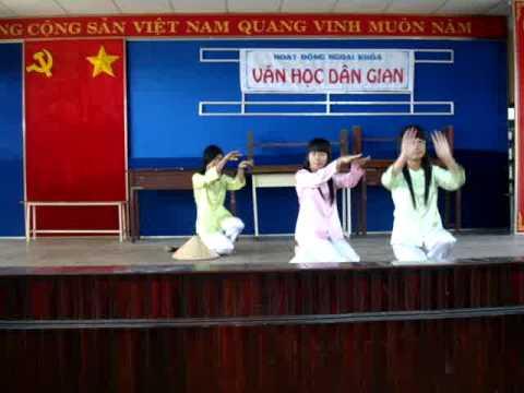 Lk Dân ca Nam Bộ - Tam ca 10A19 - Trường Nguyễn Công Trứ