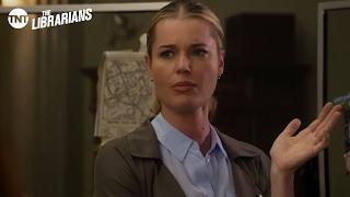 The Librarians: Librarians Go Clubbing - Season 2 Ep.7 [CLIP] | TNT