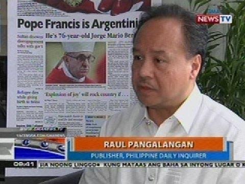 NTG: Philippine Daily Inquirer, pinanindigan ang kanilang mga ulat