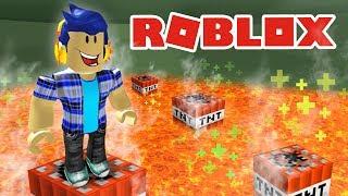 СМЕШНОЙ побег мульт героя в ROBLOX как в Пол это Лава. Детский летсплей от канала ЖЕСТЯНКА