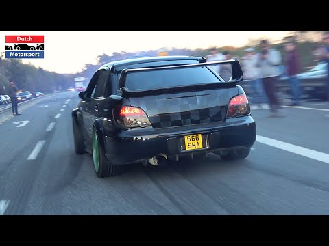 Best of Launch Control 2020 – 1000HP Supra, Aventador SVJ, 800HP Skyline, 600HP RS3, Lancer Evo,…
