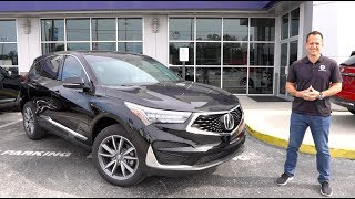 Is the 2020 Acura RDX SH-AWD the PERFECT compact LUXURY SUV?