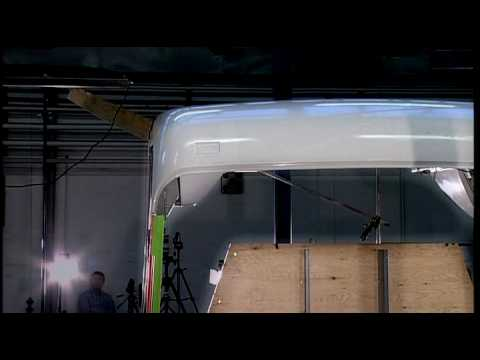 Volvo Bus - Safety Testing