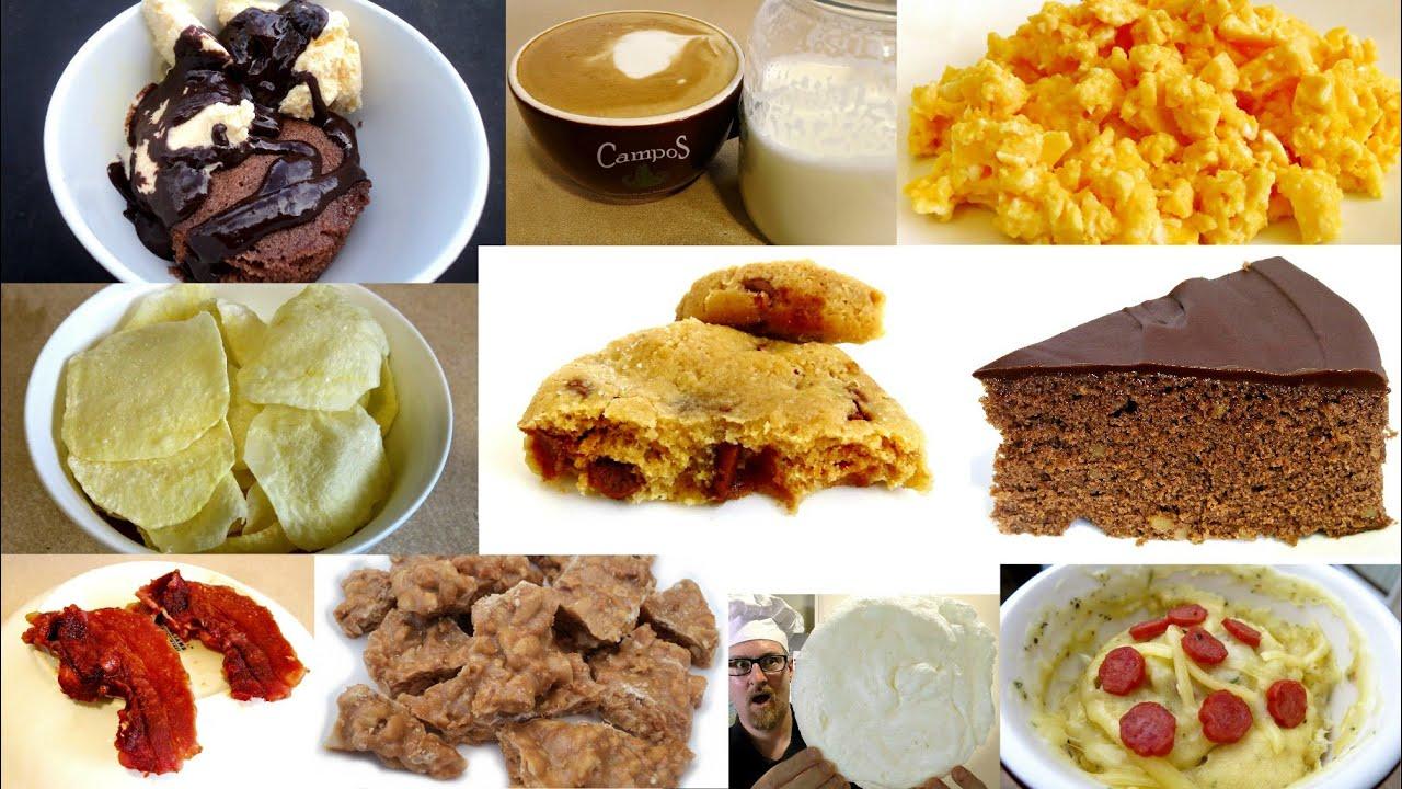 Top 10 Diy Easy Microwave Recipes