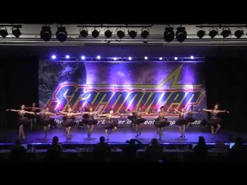 Western Symphony - Teen Lg. Group Ballet 2016