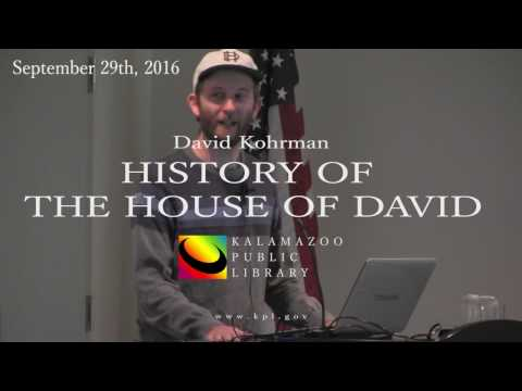 History of the House of David