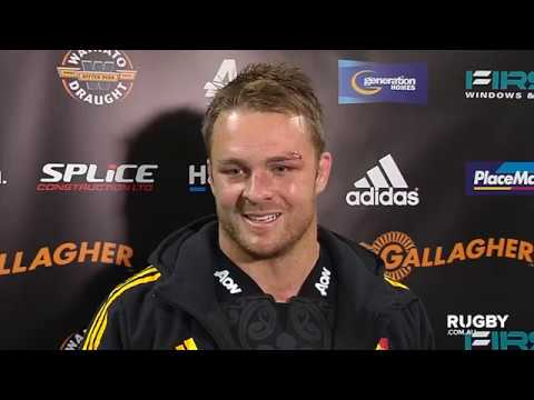 Super Rugby 2019 Round 15: Chiefs press conference