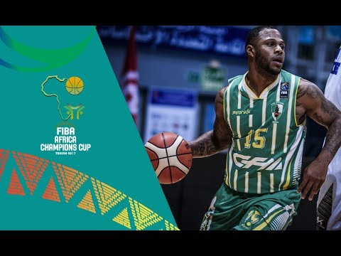 ASB Mazembe v Ferroviario Beira - Full Game - FIBA Africa Champions Cup 2017