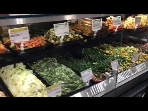 Foods Market on 8th street in Downtown LA