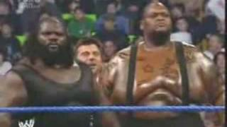 Big Daddy V and Mark Henry Custom Theme Song and Titantron
