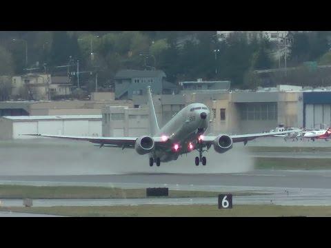 Boeing Field-King County International Airport (KBFI) Spotting