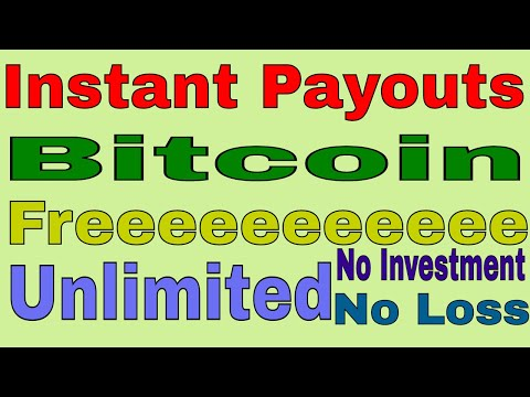 Free Earn Bitcoin - Unlimited BTC - Instant Payout and No Investment - Urdu/hindi