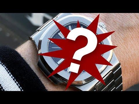 De Onthulling Van Het Nieuwe Horloge Van Sidekick Nick - Watch Talk #6 Deel 1