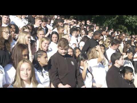 Paramus Catholic High School First Mass 9/8/17