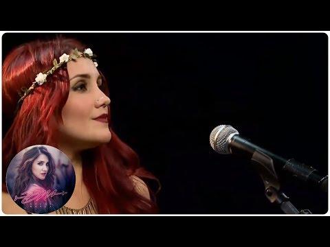 Dulce María - Lagrimas (Live Estúdio Showlivre)