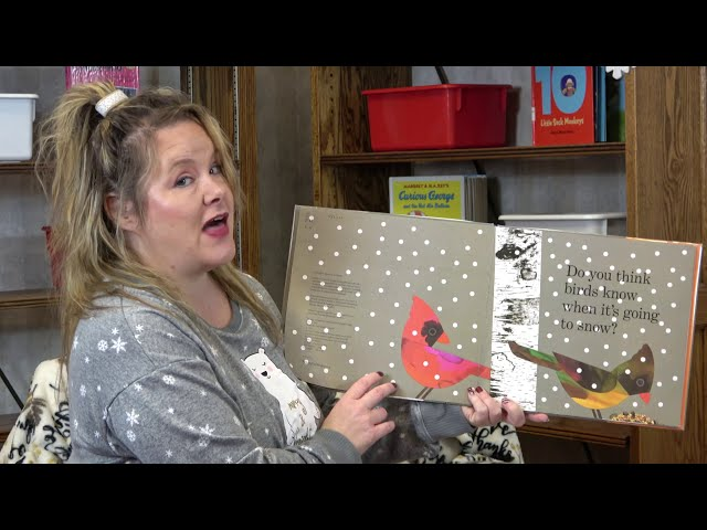 Storytime Adventures with Miss Tori: Snowballs