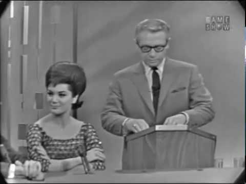 PASSWORD 19621104 Connie Francis & Darren McGavin
