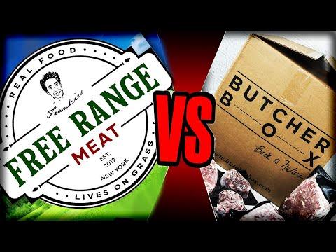 Butcher Box VS Frankie's Free Range Meat
