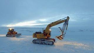 Combating Floods On Alaskan Highways