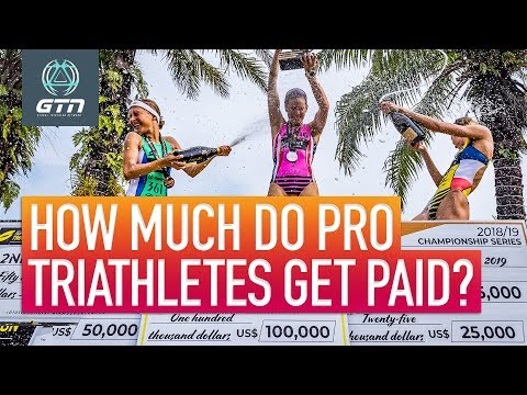 How Much Do Professional Triathletes Get Paid?