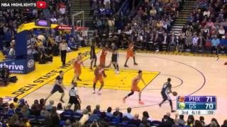 Golden State  Warriors vs Phoenix Suns   Full Game Highlights   March 12, 2016   NBA