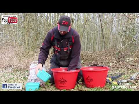 Winter river fishing with Rikki Richards - FLAT FLOATS