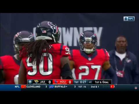 Houston Texans 2016-2017 Highlights (Chipmunk: Champion)